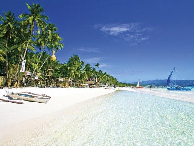 Khám phá vẻ đẹp xuất sắc của thiên đường Boracay - Hòn đảo hấp dẫn nhất thế giới năm 2017 - Ảnh 1.