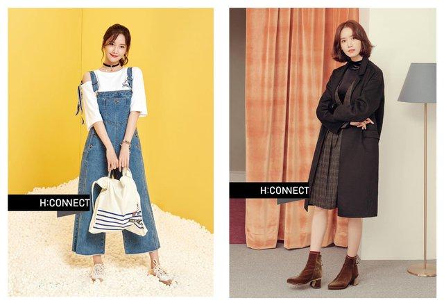H:CONNECT là gì mà cả showbiz Hàn đều đang diện đồ của thương hiệu này? - Ảnh 3.