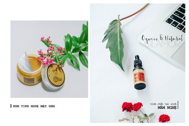 Bất ngờ với một thương hiệu mỹ phẩm tự nhiên Việt Nam - Ảnh 3.