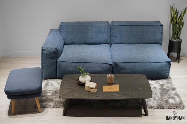 Những mẫu sofa đẹp cho ngày đông thêm ấm áp - Ảnh 5.
