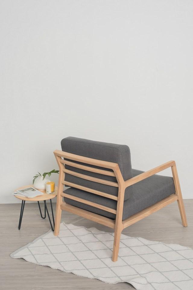 Những mẫu sofa đẹp cho ngày đông thêm ấm áp - Ảnh 11.