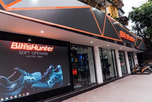 Tín đồ sneaker thủ đô háo hức với sự ra mắt independent store đầu tiên của Biti's Hunter - Ảnh 6.