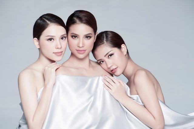 Sau tất cả, team Phạm Hương tung bộ ảnh đẹp đúng chất team Thanh Lịch - Ảnh 3.