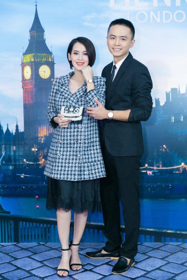 Dàn sao góp mặt trong buổi ra mắt của thương hiệu đồng hồ Henry London tại Việt Nam - Ảnh 1.