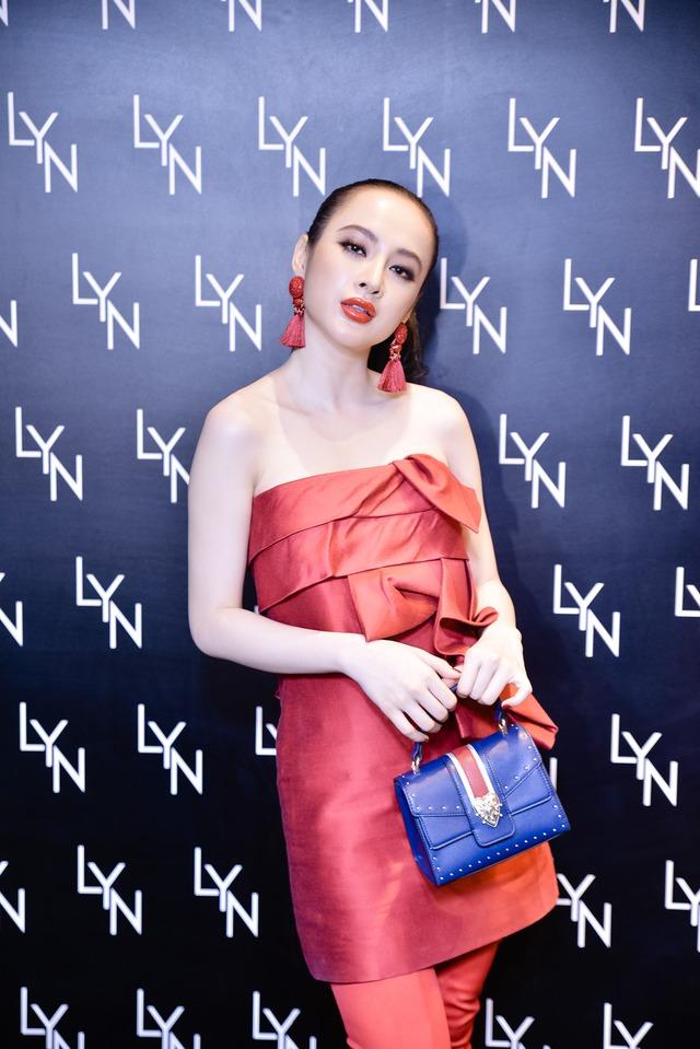 Angela Phương Trinh hội ngộ Châu Bùi trong tiệc ra mắt cửa hiệu LYN đầu tiên tại Việt Nam - Ảnh 2.