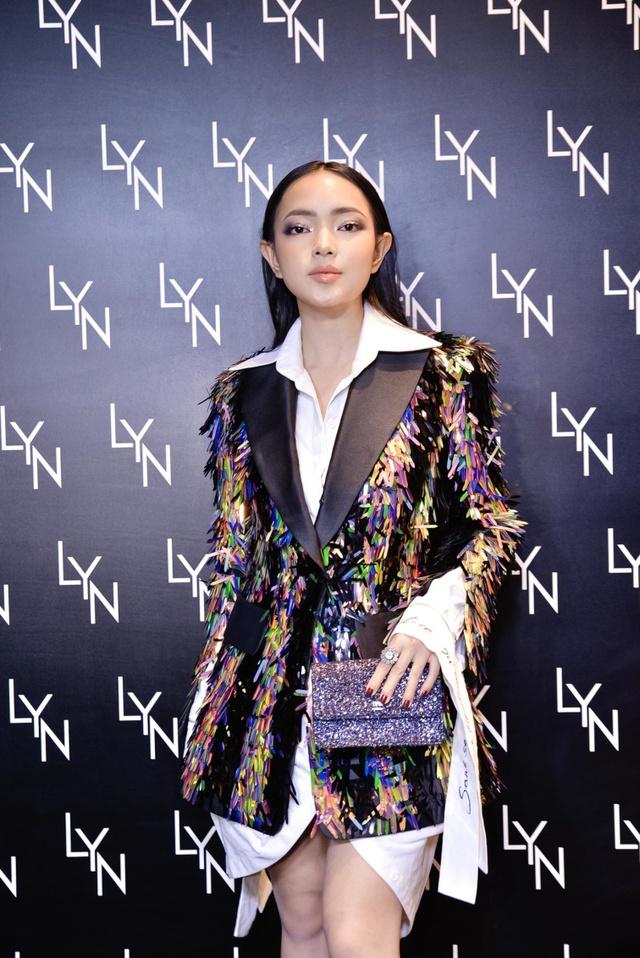 Angela Phương Trinh hội ngộ Châu Bùi trong tiệc ra mắt cửa hiệu LYN đầu tiên tại Việt Nam - Ảnh 3.