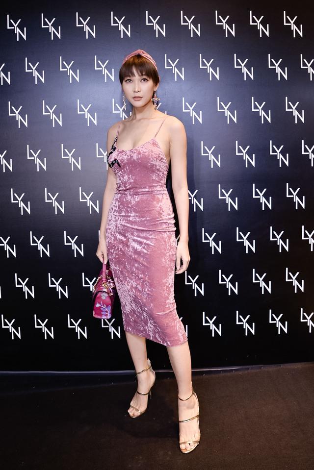Angela Phương Trinh hội ngộ Châu Bùi trong tiệc ra mắt cửa hiệu LYN đầu tiên tại Việt Nam - Ảnh 8.