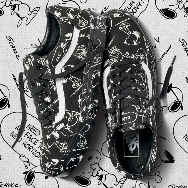 Vans x Peanuts – Cú collab tiếp tục thống trị đế chế sneaker hoạt hình - Ảnh 4.