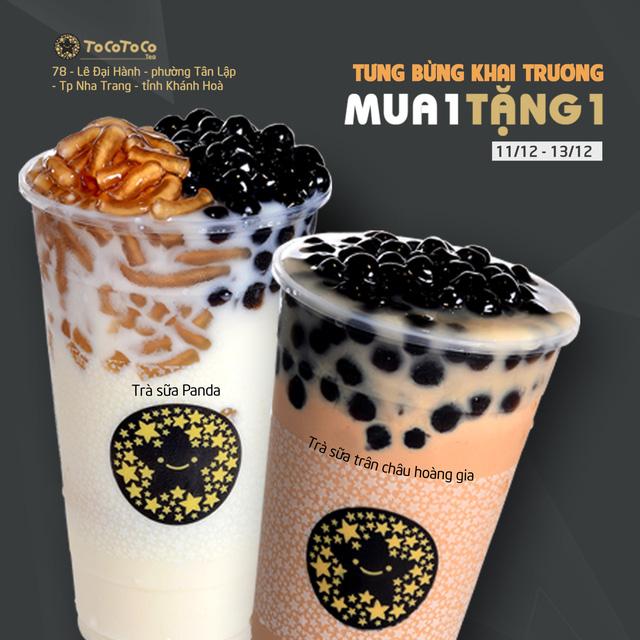 Đến TocoToco Nha Trang - Tín đồ trà sữa quên luôn lối về! - Ảnh 1.