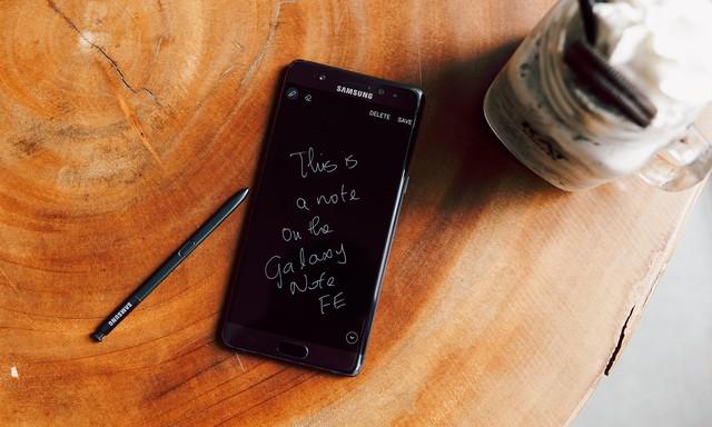 Galaxy Note FE: Trợ lý đắc lực và vừa vặn nhất cho tôi - Ảnh 2.