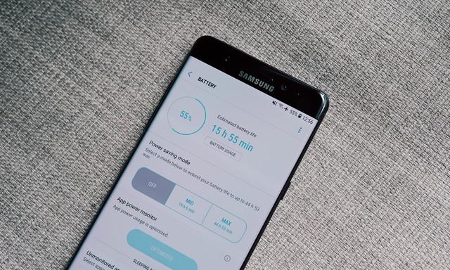 Galaxy Note FE: Trợ lý đắc lực và vừa vặn nhất cho tôi - Ảnh 6.