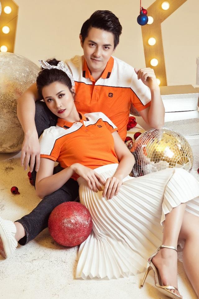 Mặc đồ đôi mùa Giáng sinh đẹp như Đông Nhi – Ông Cao Thắng - Ảnh 2.