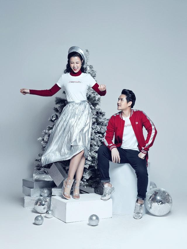Mặc đồ đôi mùa Giáng sinh đẹp như Đông Nhi – Ông Cao Thắng - Ảnh 3.