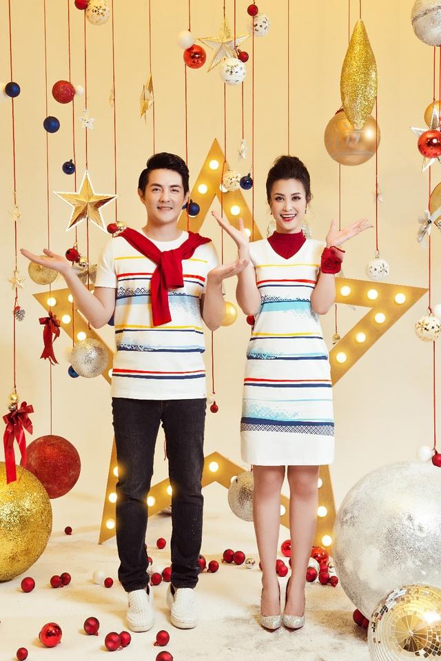 Mặc đồ đôi mùa Giáng sinh đẹp như Đông Nhi – Ông Cao Thắng - Ảnh 5.