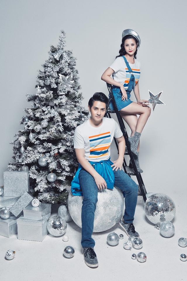 Mặc đồ đôi mùa Giáng sinh đẹp như Đông Nhi – Ông Cao Thắng - Ảnh 6.