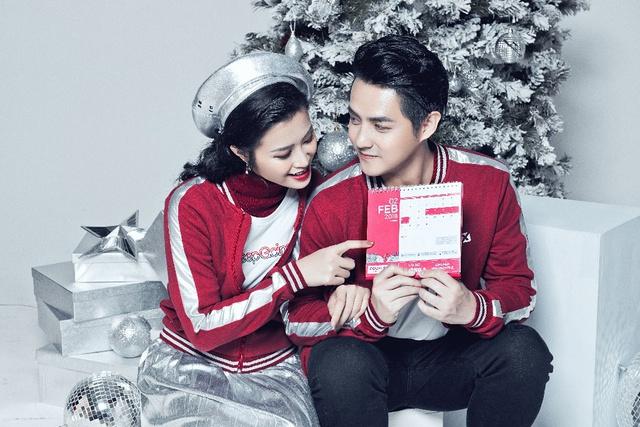 Mặc đồ đôi mùa Giáng sinh đẹp như Đông Nhi – Ông Cao Thắng - Ảnh 7.
