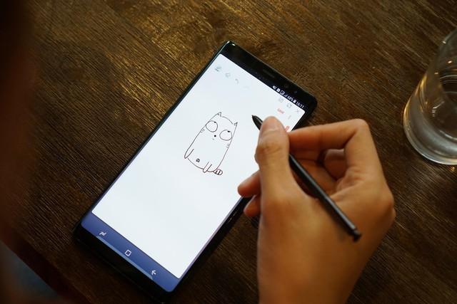 Chỉ những người dùng Galaxy Note8 mới hiểu được cảm xúc này - Ảnh 1.