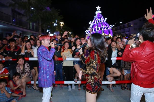 """Giới trẻ thích thú với đêm nhạc EDM Giáng sinh cực """"bốc"""" tại Phú Quốc - Ảnh 5."""