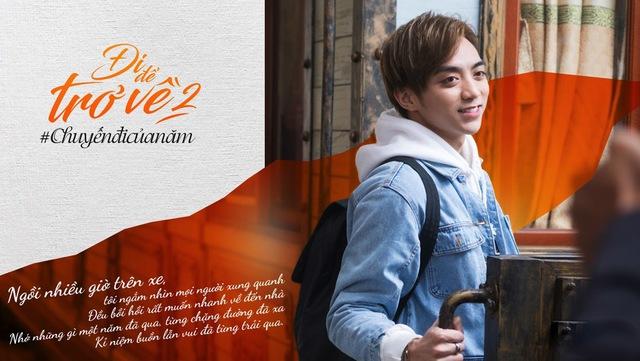 """Soobin Hoàng Sơn - Tiên Cookie tiếp tục mang thông điệp """"Đi Để Trở Về"""" chạm đến hàng ngàn trái tim người trẻ Việt - Ảnh 3."""