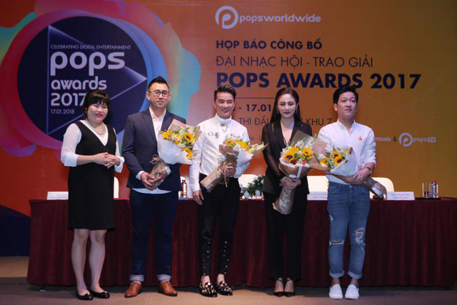 Trường Giang sẽ làm MC tại Đại nhạc hội POPS Awards 2017 - Ảnh 3.