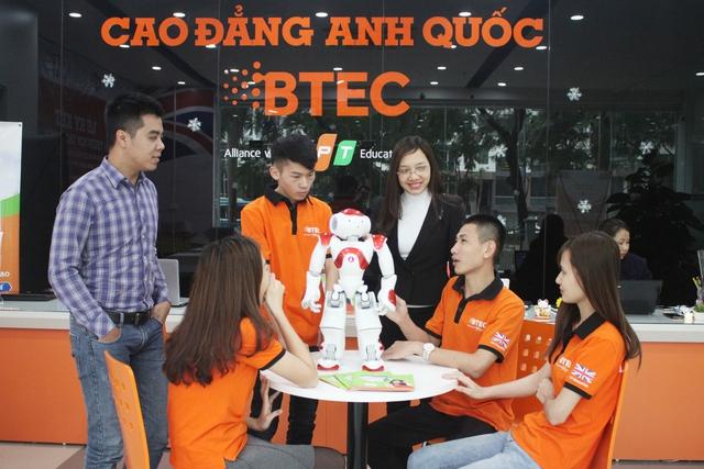 """Hóa ra đây chính là lý do khiến sinh viên BTEC FPT """"đứng ngồi không yên"""" - Ảnh 2."""