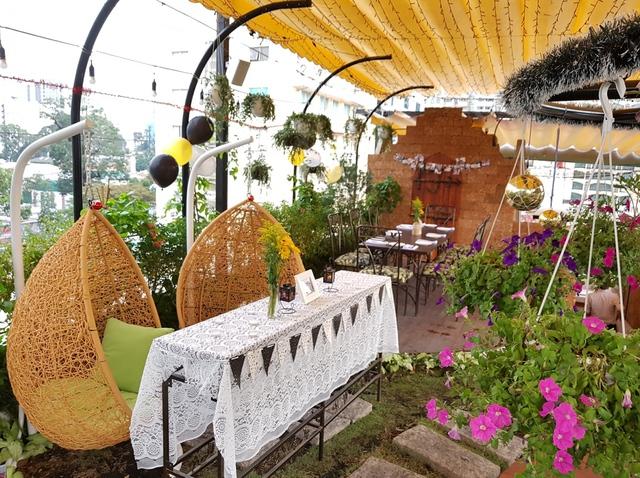 Trải nghiệm không giancafe– Restaurantmang phong cách châu Âusang trọnggiữa lòng Sài Gòn - Ảnh 7.