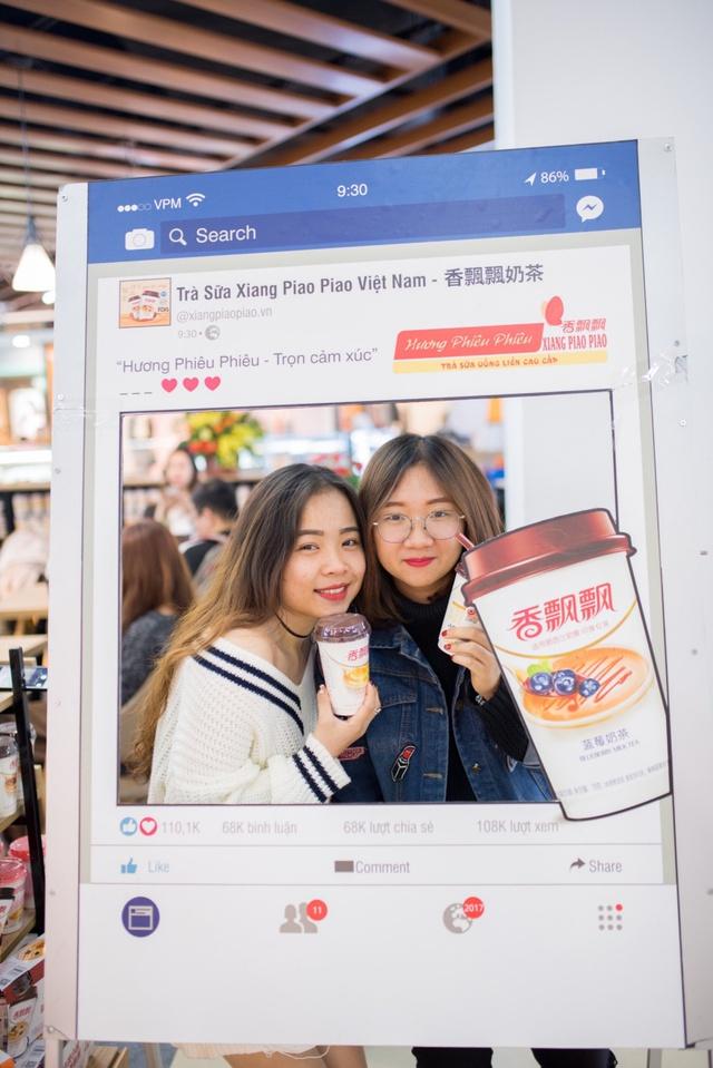Trà sữa Xiang Piao Piao – Sự lựa chọn của các hot teen Việt - Ảnh 2.