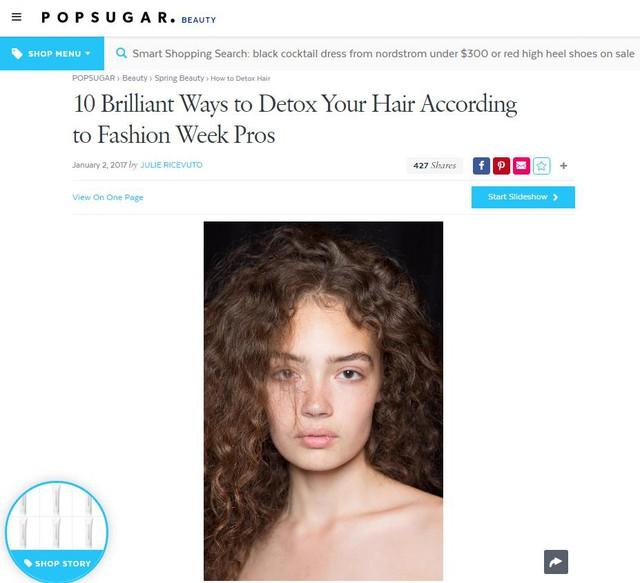 Sau Detox cho da, đã đến thời Detox tóc lên ngôi trong trào lưu làm đẹp của phái nữ! - Ảnh 2.