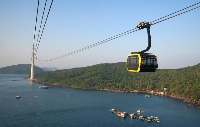 Phú Quốc khai trương cáp treo Hòn Thơm dài nhất thế giới - Ảnh 5.