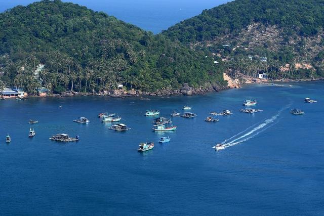 Phú Quốc khai trương cáp treo Hòn Thơm dài nhất thế giới - Ảnh 7.