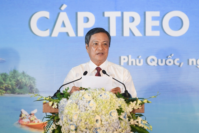 Phú Quốc khai trương cáp treo Hòn Thơm dài nhất thế giới - Ảnh 8.