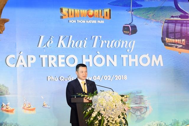 Phú Quốc khai trương cáp treo Hòn Thơm dài nhất thế giới - Ảnh 9.