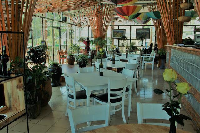 Memory cafe & Villa Đà Lạt đậm chất xưa tuyệt đẹp giữa lòng thành phố hoa - Ảnh 4.