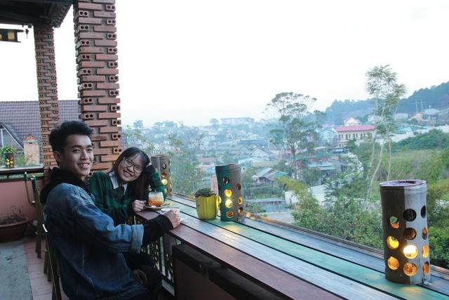 Memory cafe & Villa Đà Lạt đậm chất xưa tuyệt đẹp giữa lòng thành phố hoa - Ảnh 8.