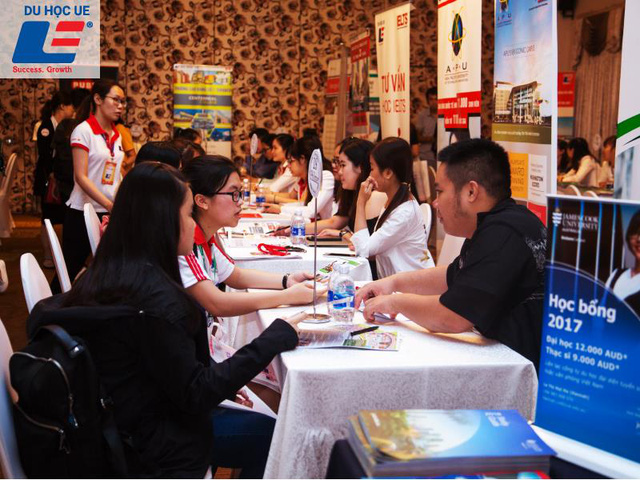 Ngày hội thông tin du học Mỹ, Canada, Úc và các nước - Ảnh 1.