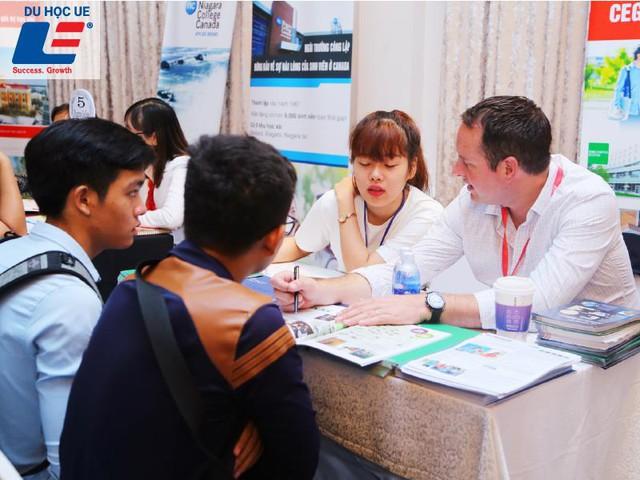 Ngày hội thông tin du học Mỹ, Canada, Úc và các nước - Ảnh 2.