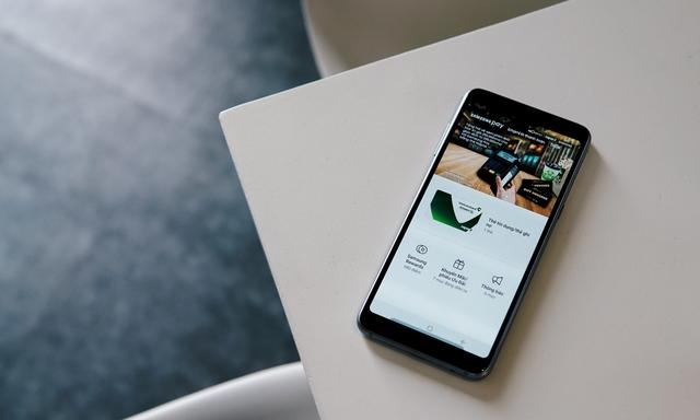 Với Galaxy A8, tôi có thể đi chơi cả ngày mà không cần mang theo tiền mặt hay thẻ - Ảnh 2.