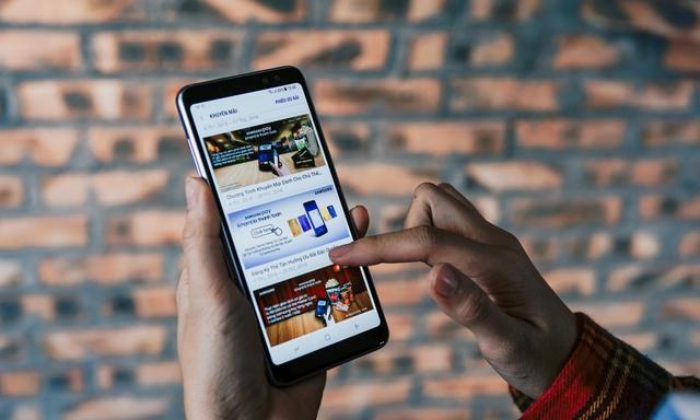 Với Galaxy A8, tôi có thể đi chơi cả ngày mà không cần mang theo tiền mặt hay thẻ - Ảnh 5.