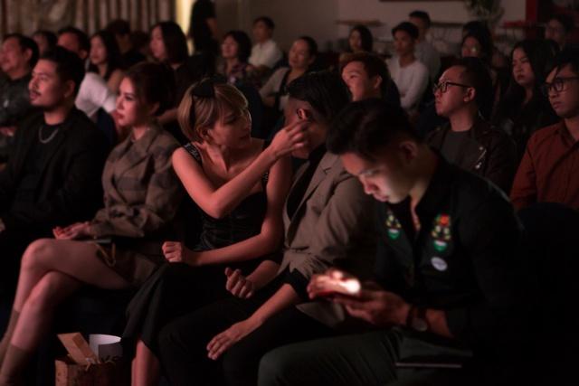 """Diệp Linh Châu trả lời thế nào về nghi án tình cảm với V.O.X - chủ nhân hit """"Thật Sự Sợ""""? - Ảnh 8."""