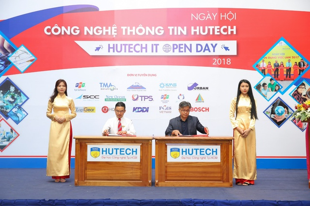 """""""HUTECH IT Open Day"""" - Sàn giao dịch việc làm của sinh viên thời công nghệ 4.0 - Ảnh 3."""