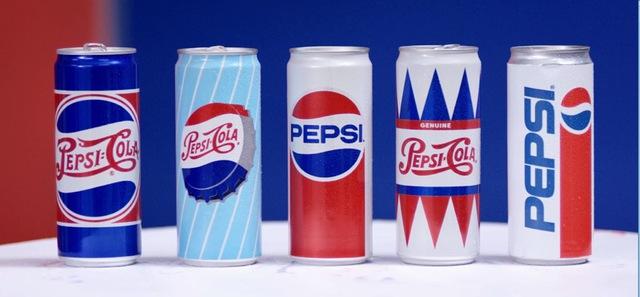 """Sao Việt so độ """"chất"""" trong thiết kế lấy cảm hứng từ lon Pepsi - Ảnh 4."""