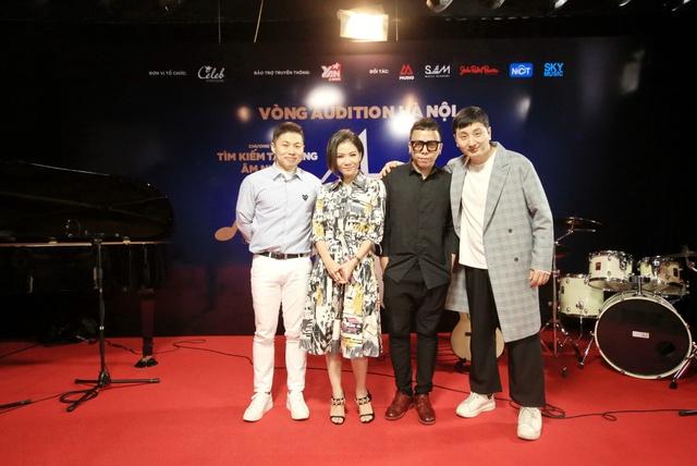 Thu Minh xuất hiện đầy cá tính trong vai trò giám khảo chương trình tìm kiếm tài năng âm nhạc mới - Ảnh 1.