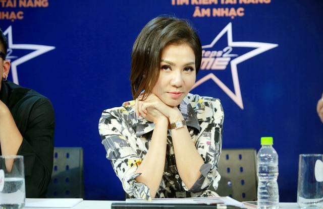 Thu Minh xuất hiện đầy cá tính trong vai trò giám khảo chương trình tìm kiếm tài năng âm nhạc mới - Ảnh 2.
