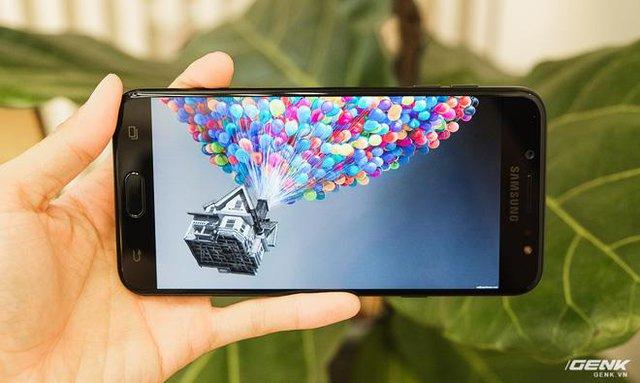 Galaxy J7+ xứng đáng là điện thoại phong cách dành cho giới trẻ - Ảnh 1.