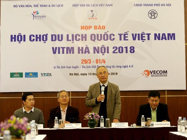 Hội chợ du lịch VITM 2018: Hàng trăm tour giảm giá tại du lịch Sen Vàng - Ảnh 1.