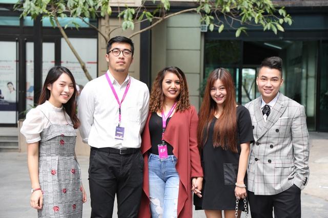 Khánh Vy, Vũ. đồng hành cùng Voice Up – Cuộc thi hát Tiếng Anh cho học sinh, sinh viên toàn quốc - Ảnh 1.