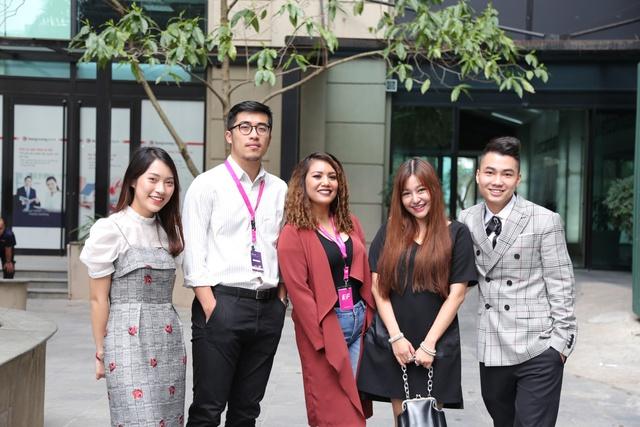 Khánh Vy, Vũ. đồng hành cùng Voice Up – Cuộc thi hát Tiếng Anh cho học sinh, sinh viên toàn quốc - Ảnh 9.