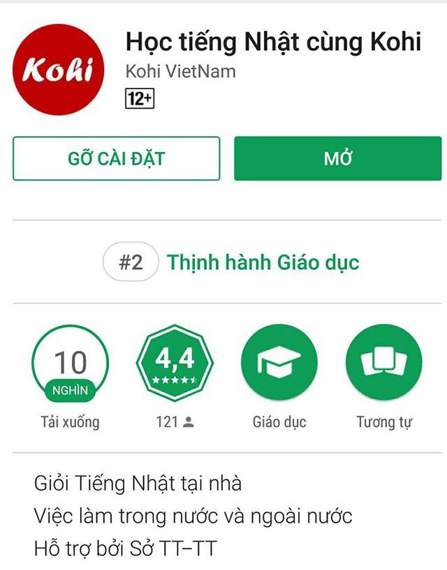Startup ứng dụng Học tiếng Nhật cùng Kohi đạt 30.000 người dùng sau 2 tháng ra mắt - Ảnh 4.