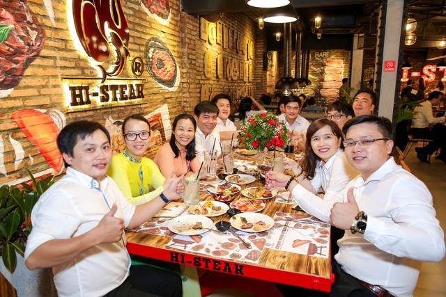 Khai trương nhà hàng Hi-Steak, mang steak chinh phục khẩu vị dân văn phòng - Ảnh 7.