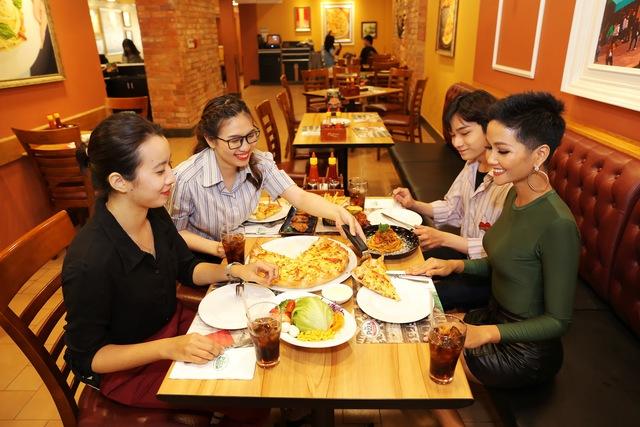 Pizza Viền Tôm Nướng thả ga với giá giảm chỉ còn 50% nhân dịp sinh nhật The Pizza Company - Ảnh 3.